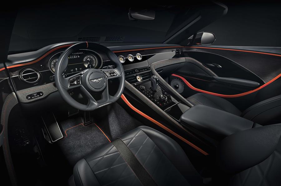 Bentley Bacalar Brickell 2020 - interior