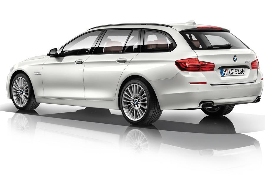 BMW 550i Touring