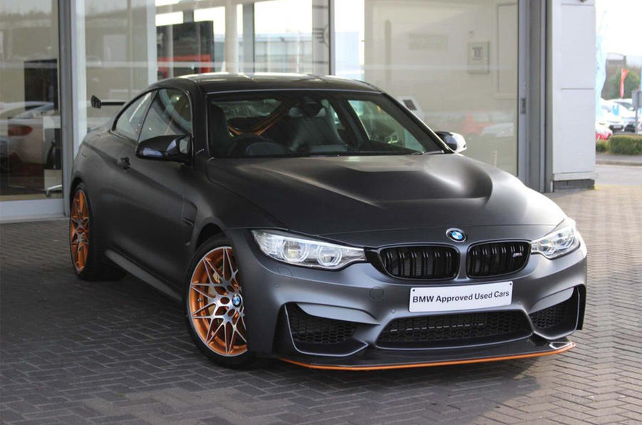 BMW M4 GTS - static front