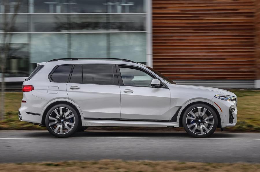 BMW X7 M50i 2020 : premier bilan de conduite - côté héros