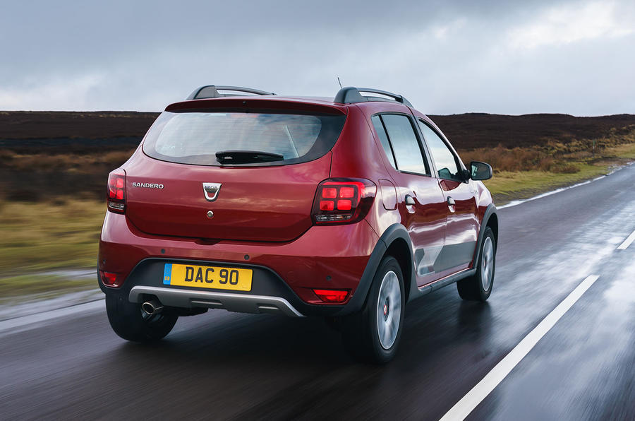 Dacia Sandero Stepway Just Got More Affordable With New ...
