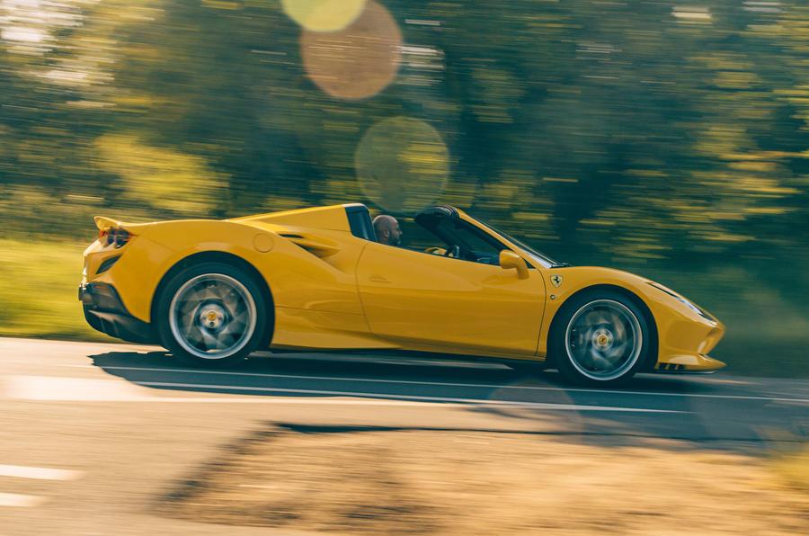 Ferrari F8 Spider 2020 Uk Review Autocar