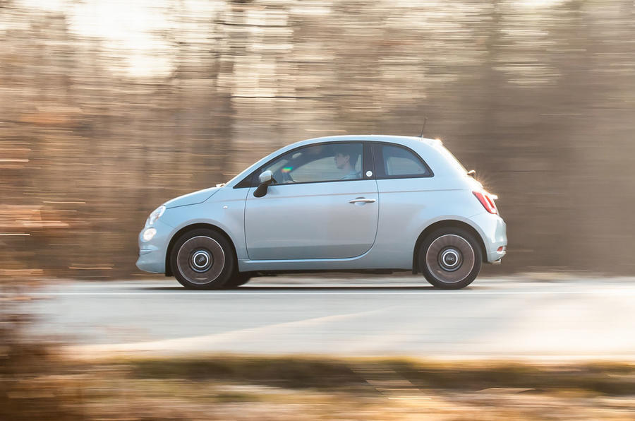 Top 10 city cars 2020 - Fiat 500