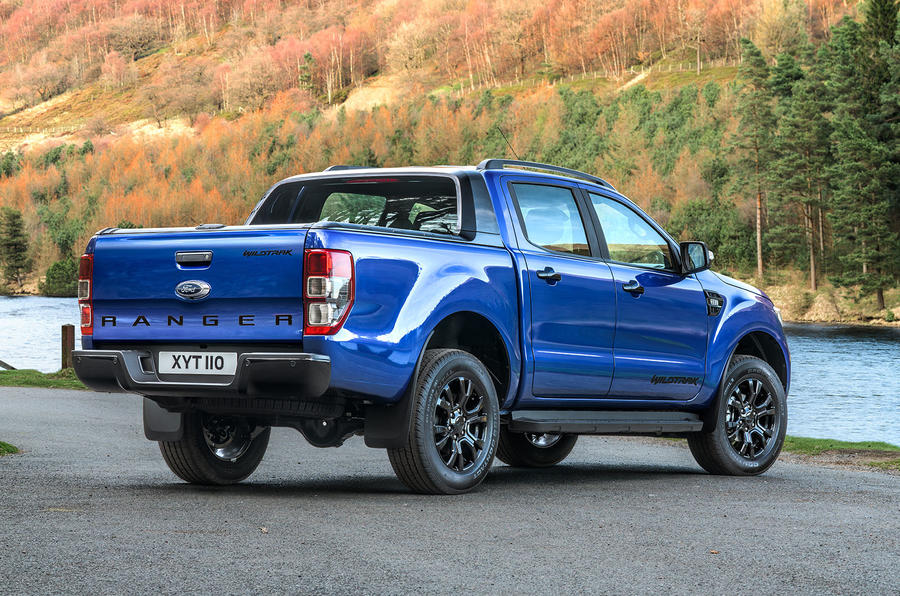 ford ranger wildtrak x 2018 uk review autocar. Black Bedroom Furniture Sets. Home Design Ideas