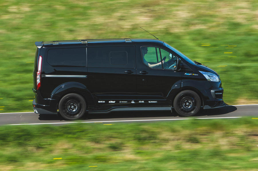 ford transit custom ms rt r spec review autocar. Black Bedroom Furniture Sets. Home Design Ideas