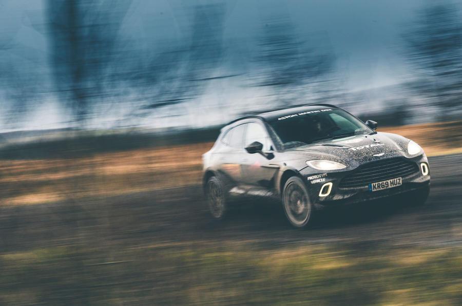 Autocar Awards 2020: Game changers - Aston Martin DBX