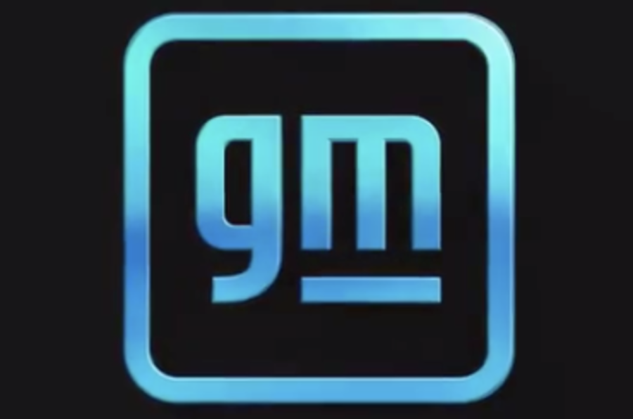 GM modernizes its logo to highlight its EV-centric future