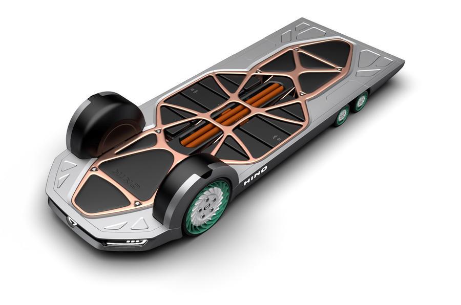 Hino Motors FlatFormer platform