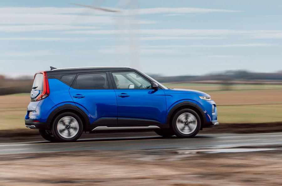 kia soul ev 2020 uk review | autocar