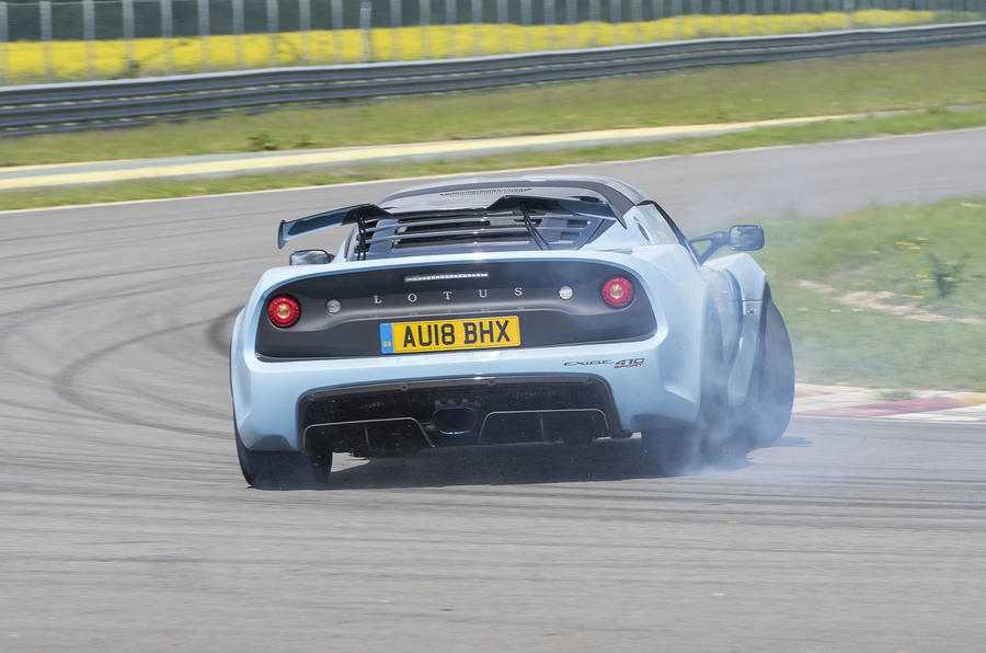 Lotus Exige Sport 410 2018 Uk Review Autocar