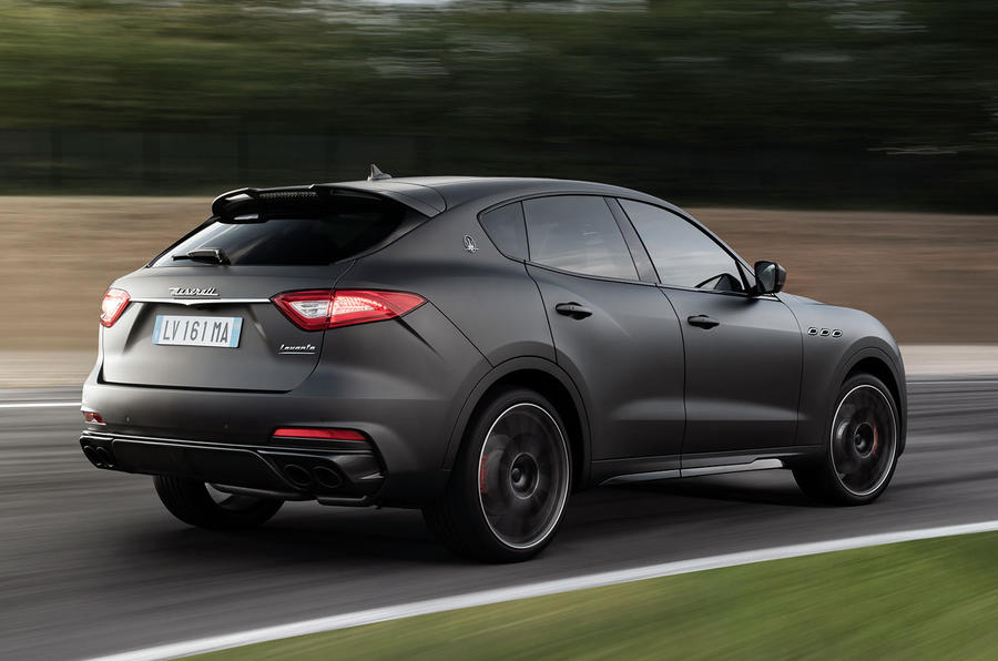 2019 Maserati Levante: Changes, GTS And Hybrid Versions >> Maserati Levante Trofeo 2019 Review Autocar