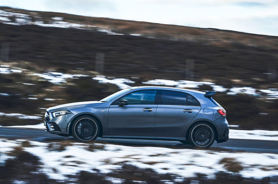 Mercedes-AMG A35 2019 UK review | Autocar