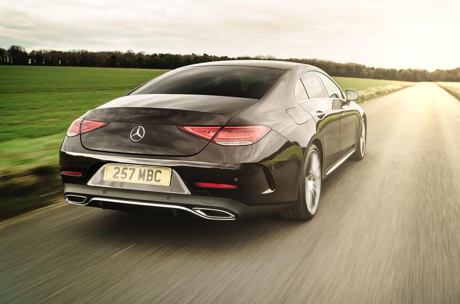 Mercedes Benz Cls 450 2018 Uk Review Autocar