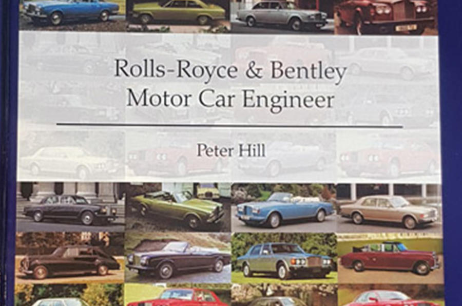 Peter Hill - Rolls-Royce and Bentley Motor Car Engineer