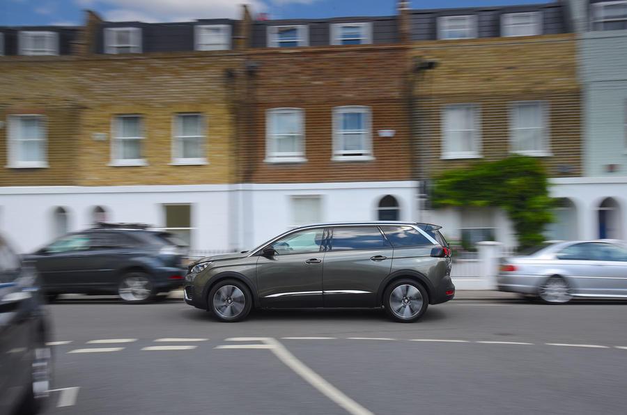 Peugeot 5008 2018 long-term review hero side