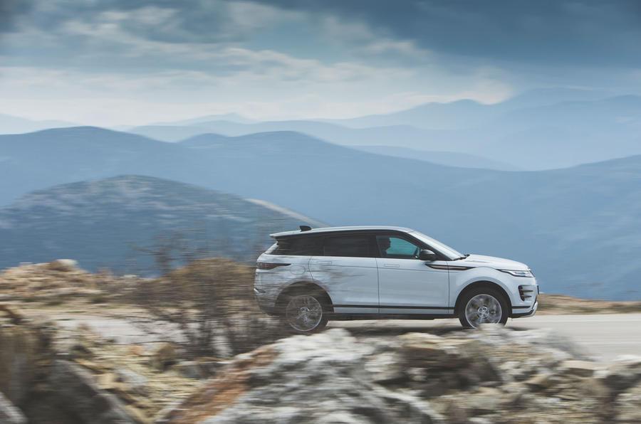 Jaguar Land Rover recalls 44000 cars over Carbon dioxide  emissions