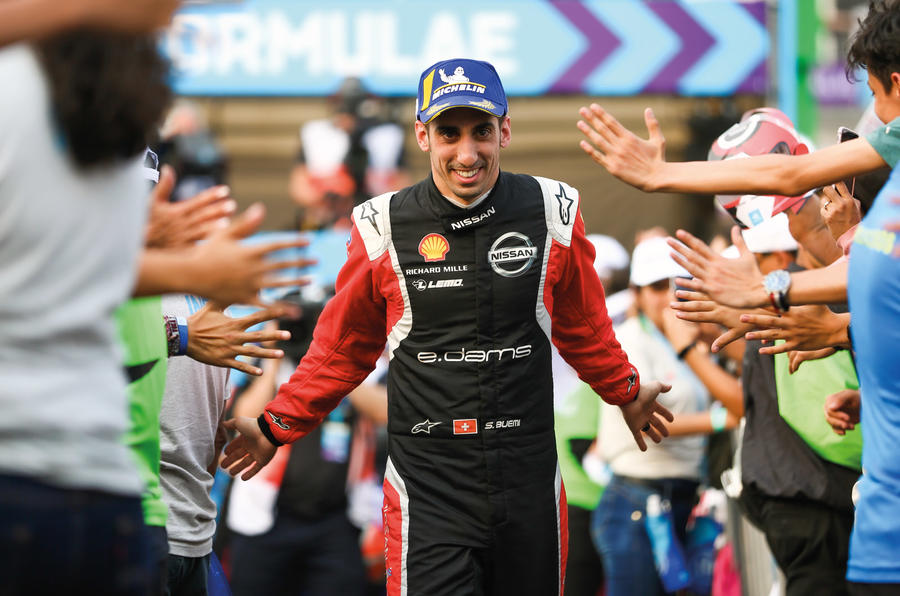 Sebastien Buemi - Mexico City