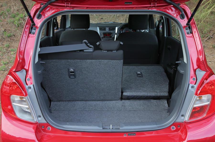 Suzuki Celerio - boot