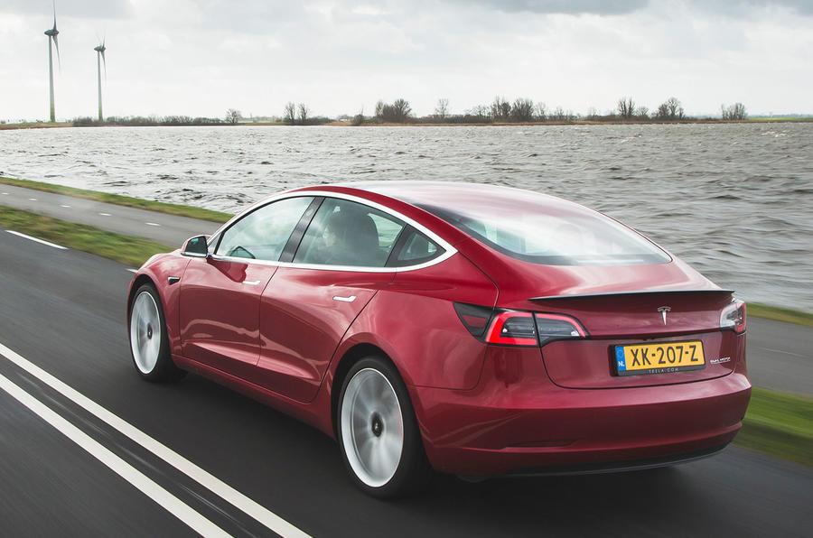 Tesla Model Y teased ahead of reveal in new photo