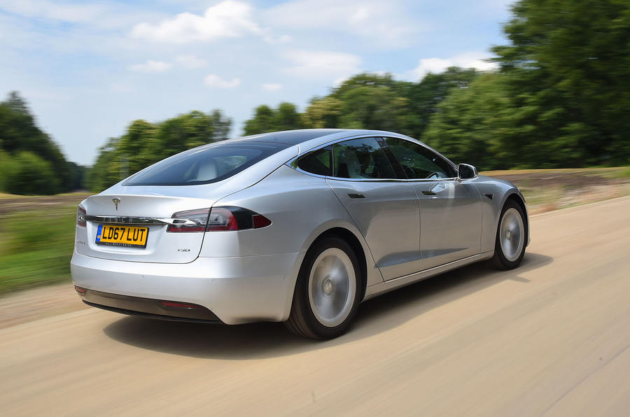 Tesla Model S 75d 2018 Uk Review Autocar