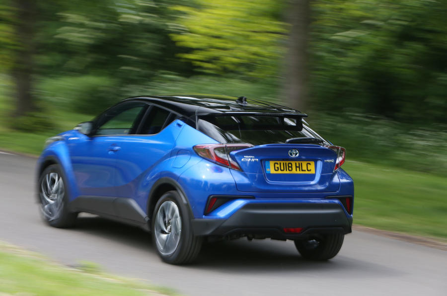 toyota c-hr dynamic hybrid longterm review: six months with toyota's