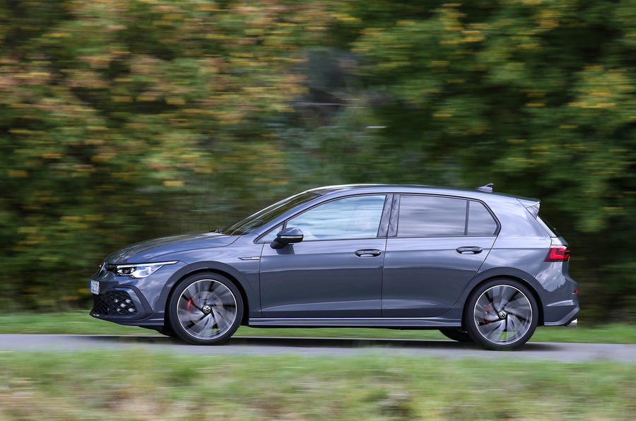 Volkswagen Golf GTD 2020 first drive review - hero side