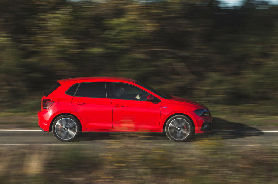 Volkswagen Polo GTI 2018 long-term review - hero side
