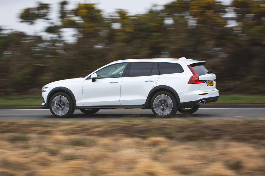 Volvo V60 Cross Country T5 2019 UK review | Autocar