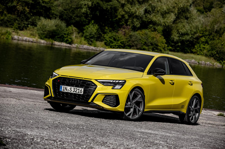 Audi S3 Sportback 2020 first drive review - static