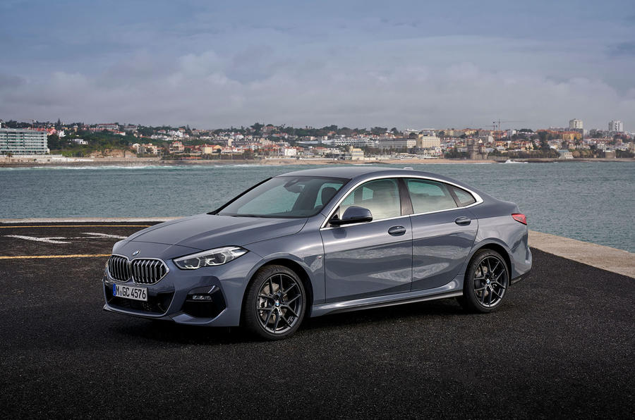 BMW 2 Series Gran Coupe 220d 2020 first drive review - static front