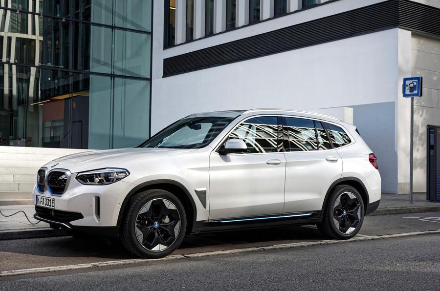 BMW iX3 2020 : premier bilan de la conduite - avant statique