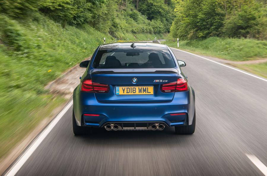 Bmw M3 Cs >> Bmw M3 Cs 2018 Review Autocar