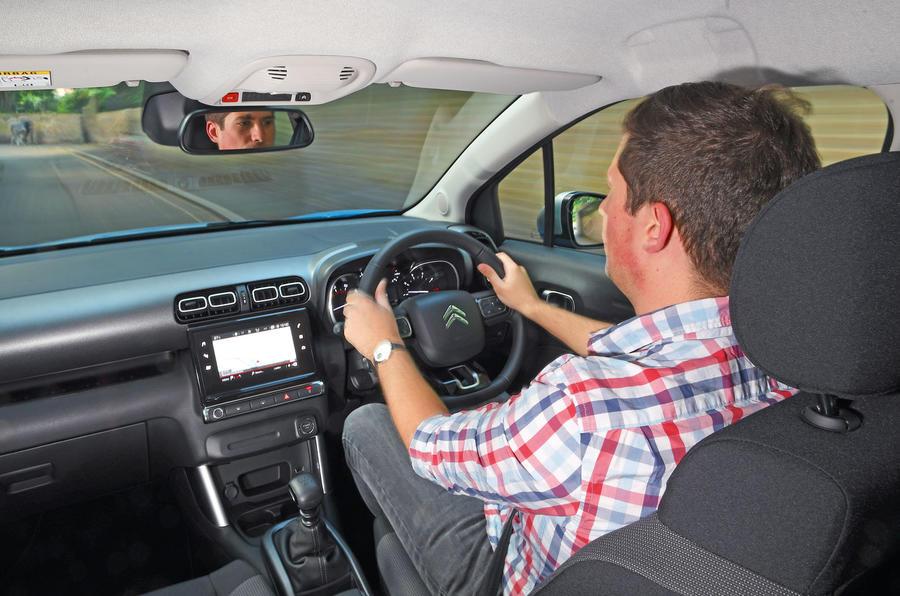 Citroen C3 Aircross Flair Puretech 130 long-term review - Tom Morgan driving