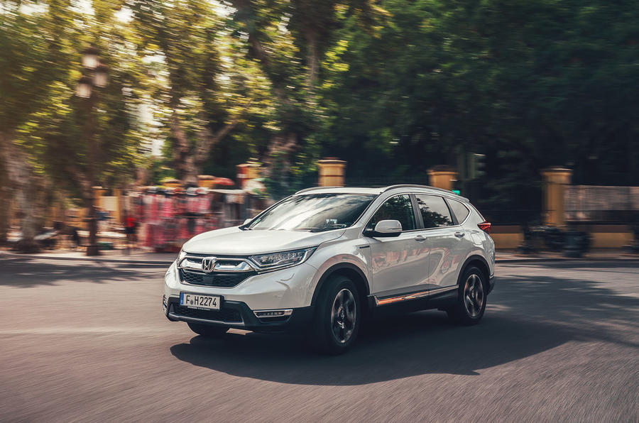 Awd Electric Car >> Honda CR-V Hybrid AWD SR 2018 review | Autocar