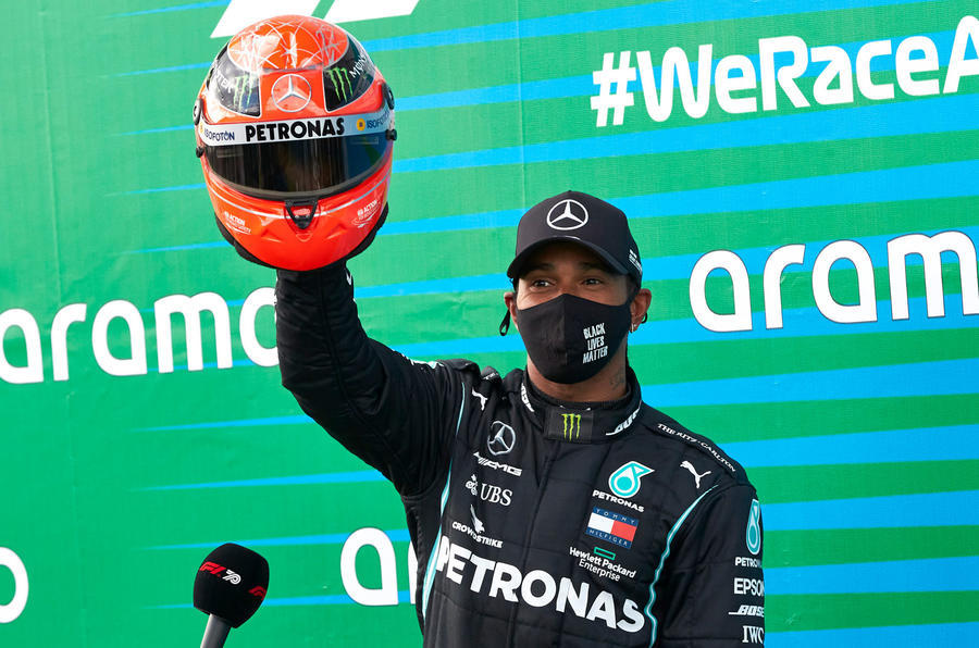 Lewis Hamilton tests positive for Covid-19, to miss Sakhir Grand Prix