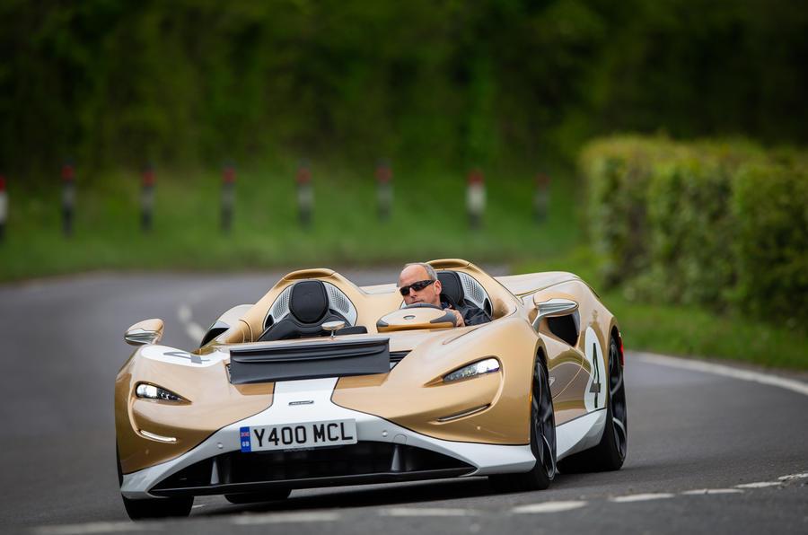 20 McLaren Elva 2021 UE FD en virage