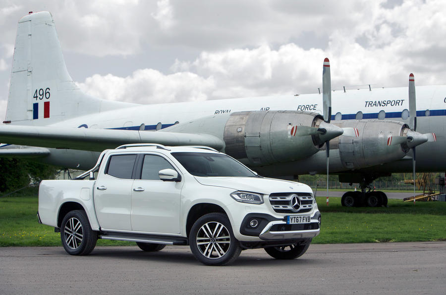 Mercedes-Benz X-Class longterm review static