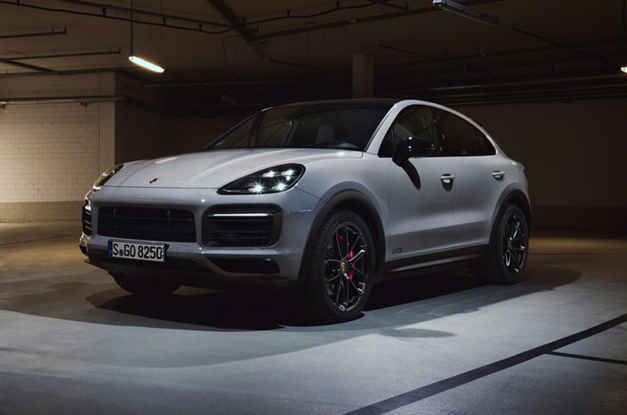 New Porsche Cayenne GTS revealed with 454bhp V8