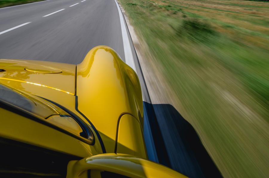 20 RUF CTR 2020 : premier examen de la conduite en première ligne