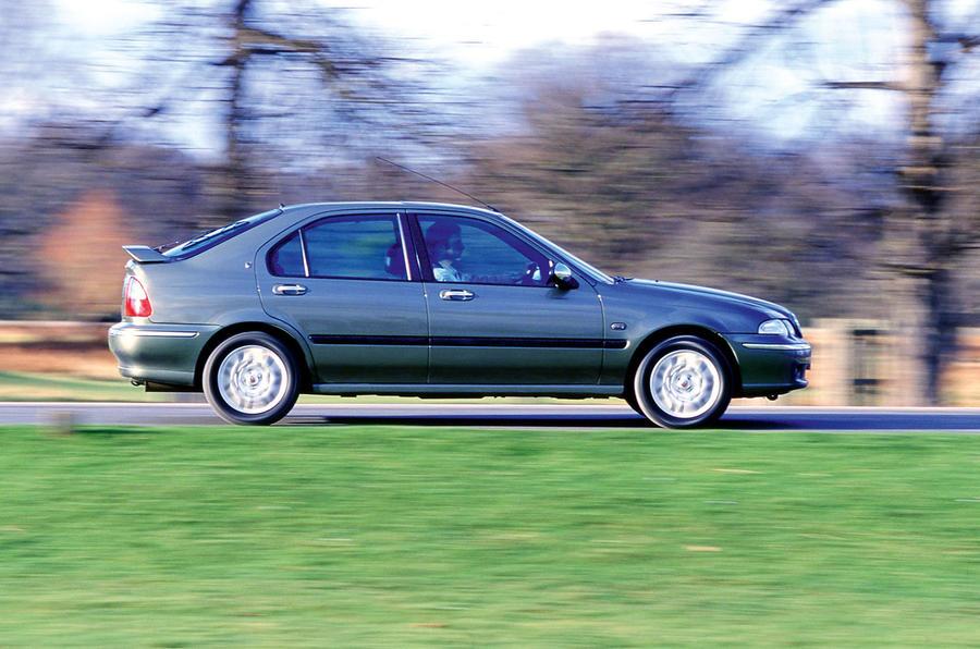 2003 Rover 45