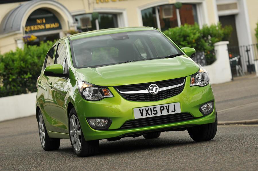 Vauxhall Viva - new