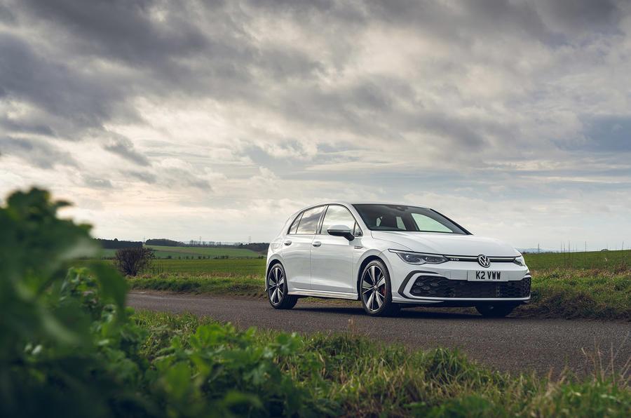 20 Volkswagen Golf GTD 2021 : premier bilan de conduite au Royaume-Uni
