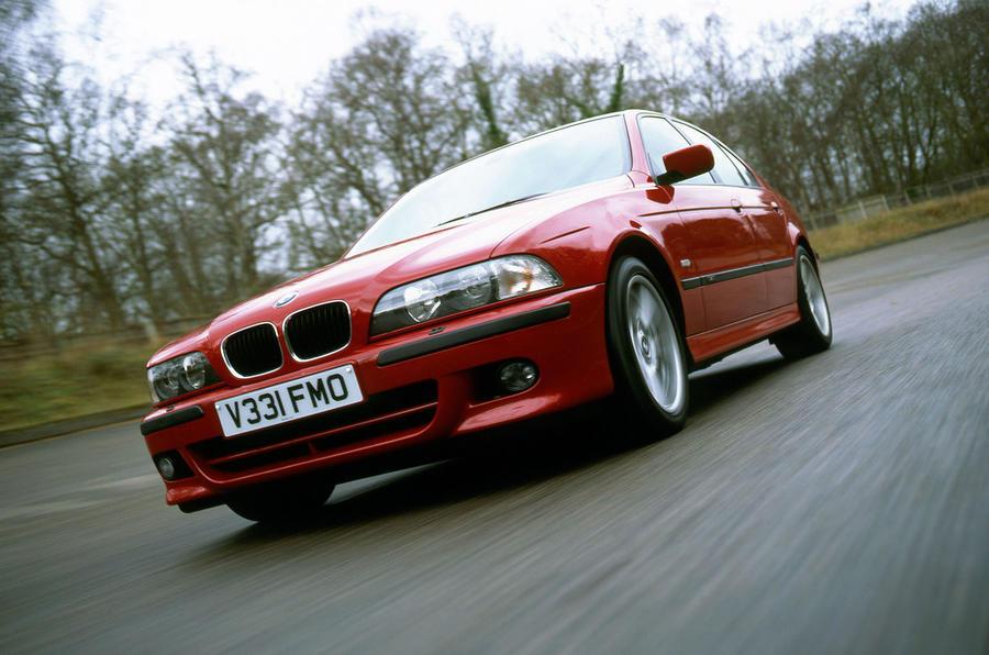 2001 BMW E39 5 Series