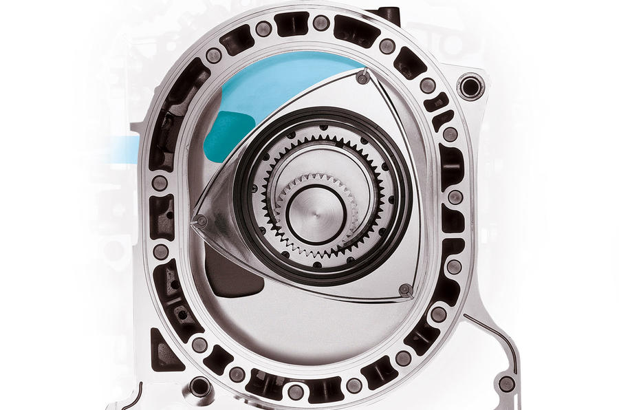 Rx Engine on Mazda Rx 8 Engine