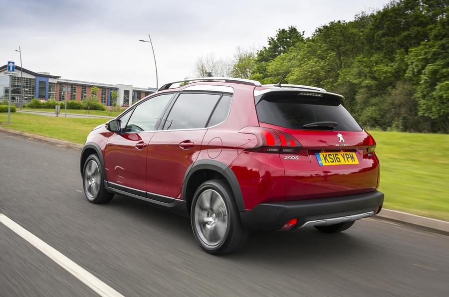 Peugeot 2008 Allure Premium trim added to SUVs range