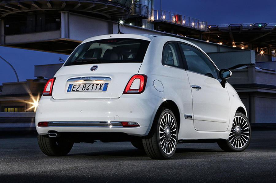 2015 Fiat 500 Gets Engine And Visual Tweaks Autocar