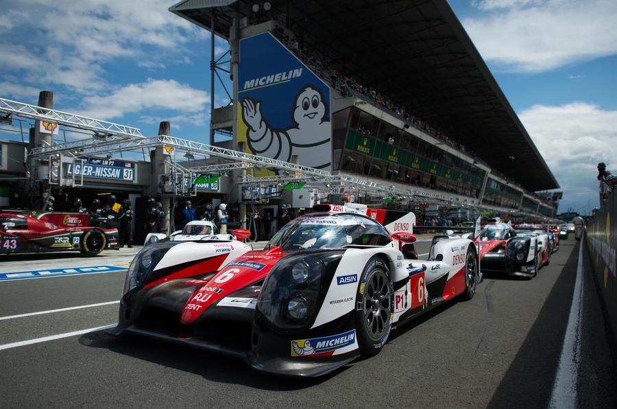Toyota WEC LMP1