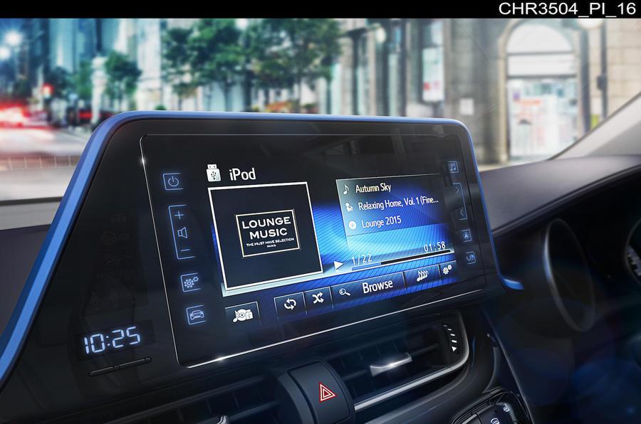 2017 toyota c hr 1 8 hybrid review review autocar