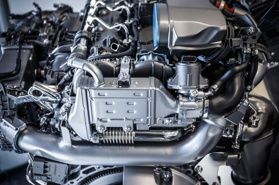 Mercedes to invest £2 3bn in more efficient engine technology | Autocar