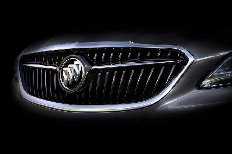 2017 Vauxhall Insignia design and tech previewed in pics